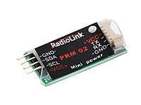 Датчик телеметрии Radiolink PRM-02 для подключения к Pixhawk/APM