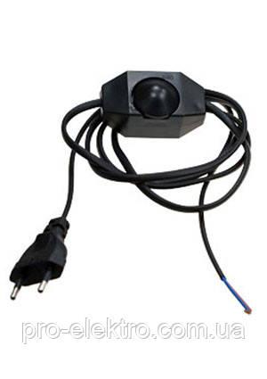 Диммер одноканальный 2А чёрный, фото 2