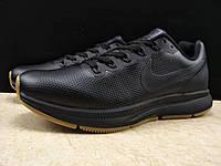 Кроссовки мужские NikeLUNAREPIC Generation Leather Cloth Shoes RUN 880555-011 43