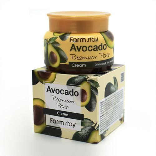 Осветляющий лифтинг-крем с экстрактом авокадо FarmStay Avocado Cream, 100ml