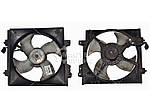 Вентилятор рад кондиционера 2.5 для Subaru Outback 1999-2003 73310AE000, 73313AE000