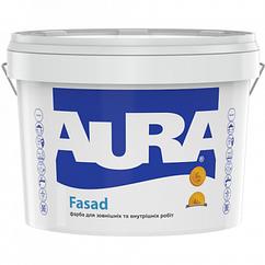 Фасадная краска Aura Fasad 2,5л