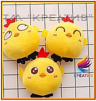 Сувенирные флисовые игрушки с вашим логотипом под заказ (от 50 шт.)