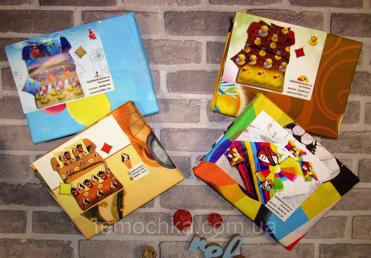 Постельные комплекты для деток