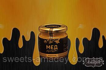 Мёд натуральный, разнотравье, фасованный 0,25 кг