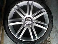 Диски б\у, литые: 9.5Jx20 (PCD 5x112) ET45 Audi, фото 1