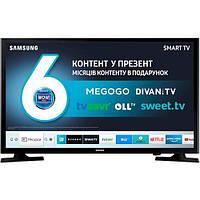 "Телевизор SAMSUNG 32"" Smart TV WiFi ( UE32J5200AKXUA ) DVB-T2/DVB-С"