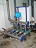 Станция повышения давления (бустерные станции)