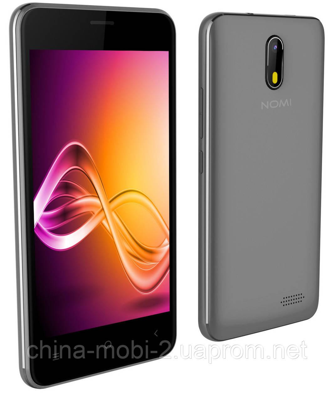 Смартфон Nomi i4500 BEAT M1 Grey