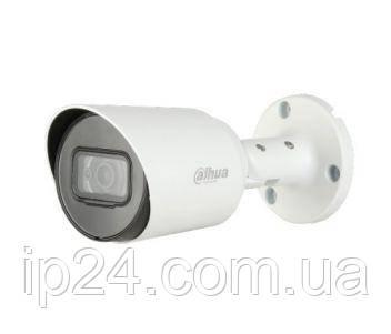 2 Мп HDCVI видеокамера DH-HAC-HFW1200TP-A (2.8 мм)