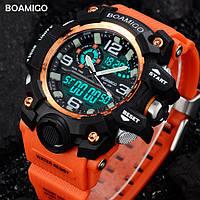 Спортивные наручные часы BOAMIGO SPORT Original