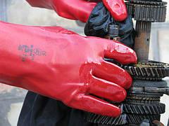 Строительные, рабочие, одноразовые и химстойкие перчатки