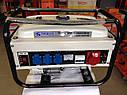 Бензогенератор генератор STRAUS Austria 3,5 kW. , фото 2