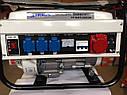 Бензогенератор генератор STRAUS Austria 3,5 kW. , фото 6