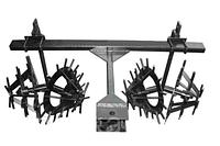 Культиватор ЁЖ для мототрактора (комплект) Премиум