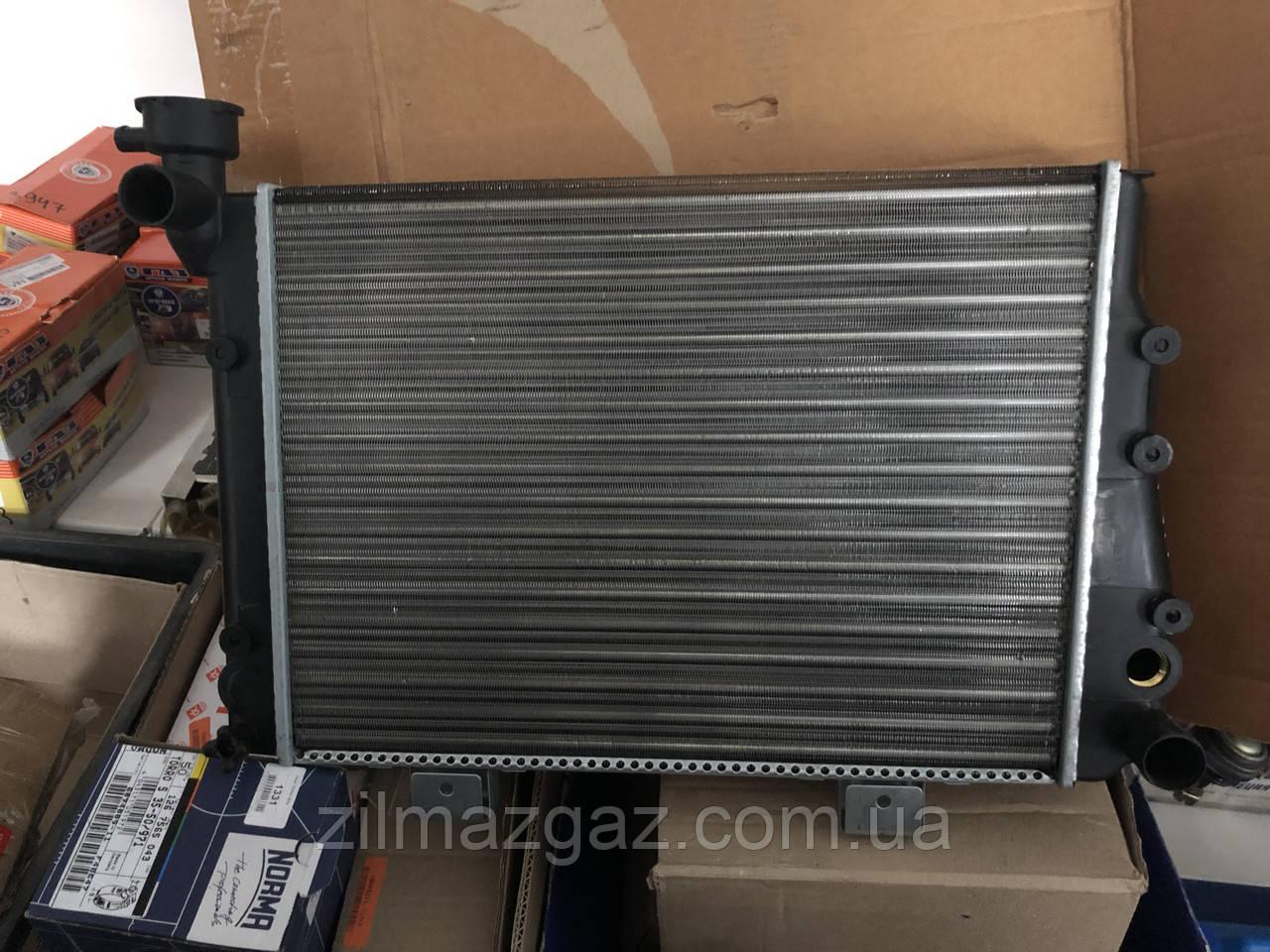 Радиатор охлаждения ВАЗ 2107 алюминиевый