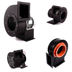 Відцентрові вентилятори