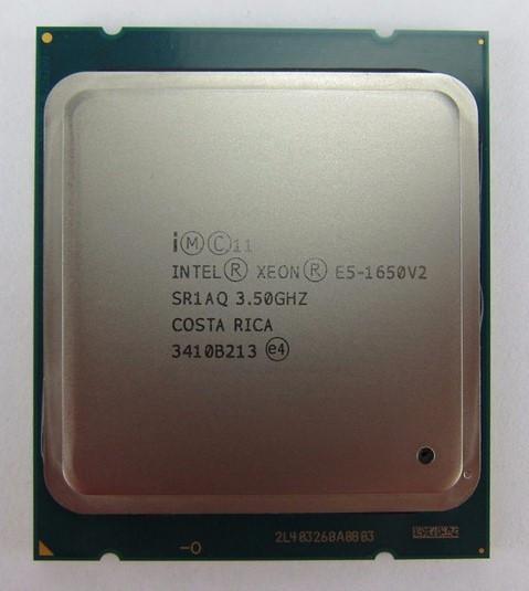 Процессор Intel Xeon E5-1650v2 3.5-3.9 GHz, 6 ядер, 12M кеш, LGA2011