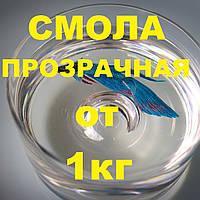 Эпоксидная смола прозрачная для заливки столешниц
