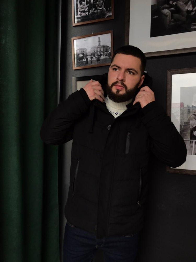 01ab7b05c54 Куртка мужская черная - MILLIONAIRE оптом мужская одежда в Черновцах