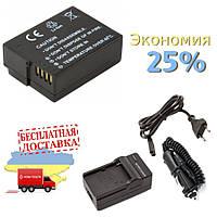 "Комплект ""Аккумулятор+Зарядное"" Panasonic DMW-BLC12 (1200 mAh) Premium Quality"