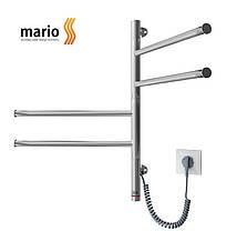 Полотенцесушитель электрический MARIO Веер HP-I 600x445 поворотный, фото 2