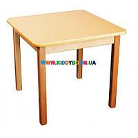Стол деревянный цветной Финекс Плюс 022