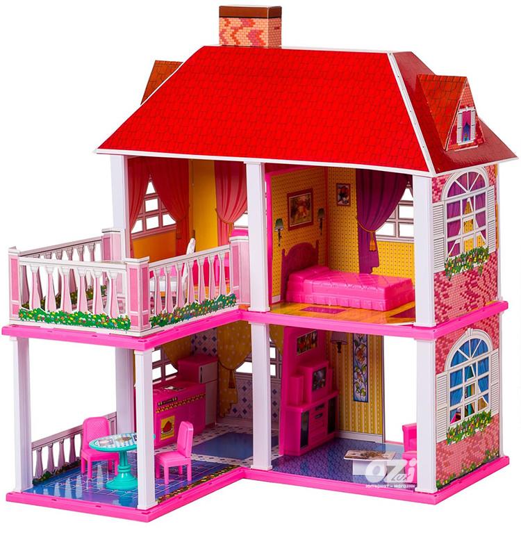 Домик для кукол Арина