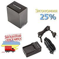 "Комплект ""Аккумулятор+Зарядное"" Sony NP-FV100 InfoLithium V (3900 mAh) Premium Quality"