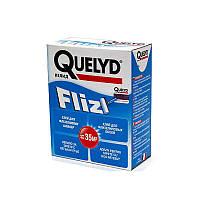 Клей для обоев шпалер Quelyd флизелин