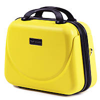 Кейс пластиковый Wings 310 желтый, фото 1