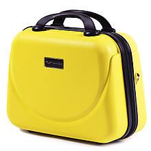 Кейс пластиковый Wings 310 желтый