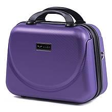 Кейс пластиковый Wings 310 фиолетовый