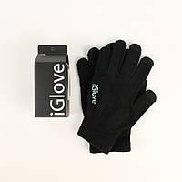 IGlove. Теплые сенсорные перчатки. Универсальный размер, фото 1