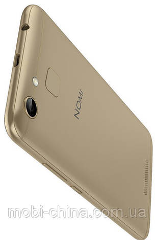 Смартфон Nomi i5014 EVO M4 8GB Gold, фото 2
