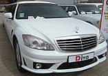 Аренда ЛИМУЗИНОВ Одесса. Лимузин в Одессе. Mercedes W221, фото 5