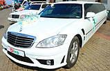 Аренда ЛИМУЗИНОВ Одесса. Лимузин в Одессе. Mercedes W221, фото 9
