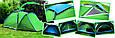 Туристическая палатка IGLO 4-OS 210х180 см, фото 7