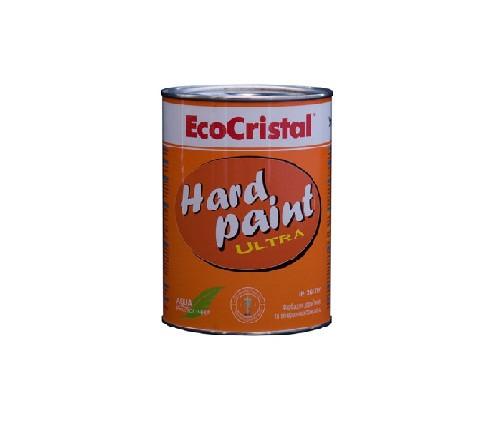 Емаль поліуретанова ІРКОМ ECO CRISTAL HARD PAINT ІР-266 ПУ для підлоги червоно-коричнева 0,75 л
