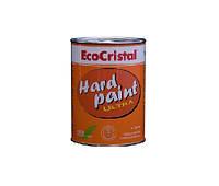 Эмаль полиуретановая ІРКОМ ECO CRISTAL HARD PAINT ІР-266 ПУ для пола светло-серая 0,75л