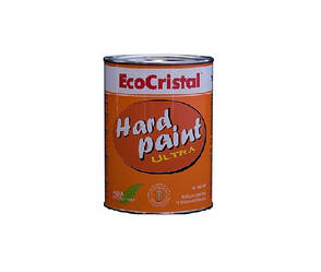 Эмаль полиуретановая ІРКОМ ECO CRISTAL HARD PAINT ІР-266 ПУ для пола красно-коричневая 0,75л