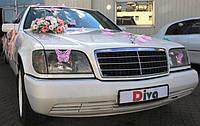 Аренда ЛИМУЗИНОВ в прокат Одесса. ЛИМУЗИН Mercedes W140 (8) в аренду от ДИВА.