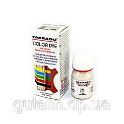 Барвник для гладкої шкіри та текстилю Tarrago Color Dye 25 мл колір сріблястий металік (501)