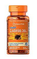 Витамины для глаз Puritan's Pride Lutein 20 mg with Zeaxanthin 120 капс.