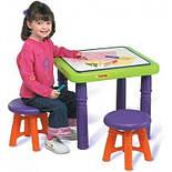 Стол с двумя стульчиками Crayola Grow'n up, фото 2