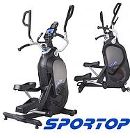 Орбитрек Sportop VE520 аэромагнитный, орбитрек/степпер, Гибридный тренажёр, два в одном, для ягодиц и ног