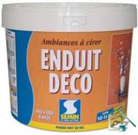 Полимерная паста с фиброволокнами ENDUIT DECO