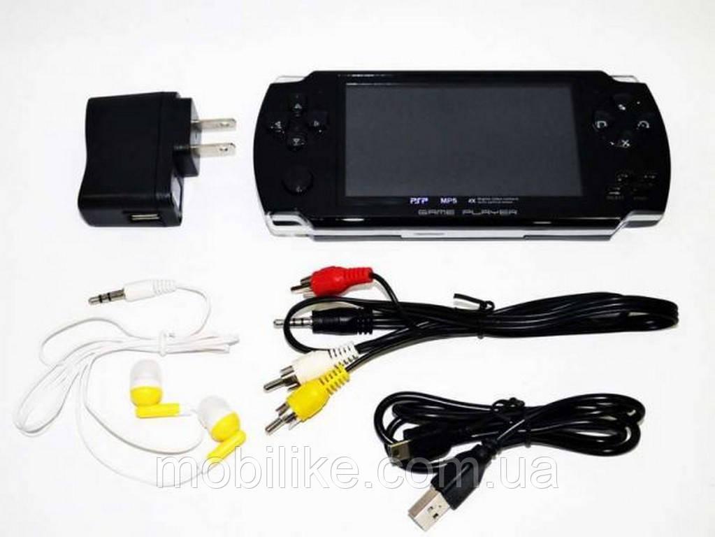 УЦЕНКА! Портативная приставка PSP MP5  Встроено 5000 ИГР Поврежденная упаковка!