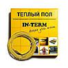 Тонкий кабель для теплого пола In-term 460 Вт 2,2-3,1 м2