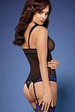 Комплект -  Obsessive 850-COR-6 corset, фото 2